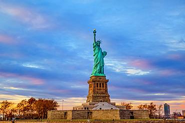 Statue of Liberty; New York City, New York, United States of America