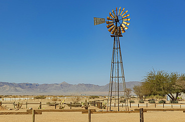 Solitaire, a settlement in Namib-Naukluft National Park; Namibia