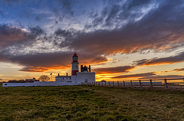 Souter Lighthouse; South Shields, Tyne and Wear, England