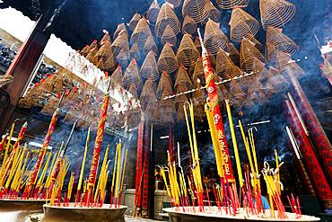 Thien Hau Temple; Ho Chi Minh City, Vietnam