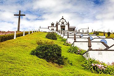 Hermitage of Nossa Senhora da Paz; Soa Miguel, Azores, Portugal