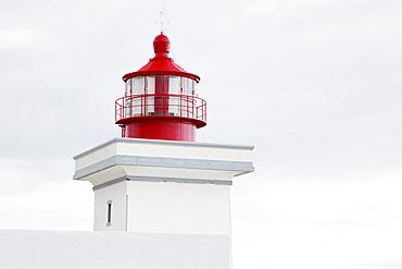 Ponta das Contendas Lighthouse; Terceira, Azores, Portugal