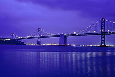 Bay Bridge, San Francisco, California, USA
