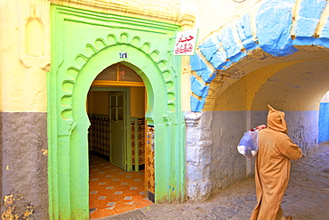 Hammam in Kasbah, Tangier, Morocco, North Africa, Africa