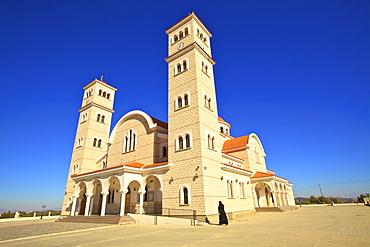 Church, Kornos, Cyprus, Eastern Mediterranean Sea, Europe