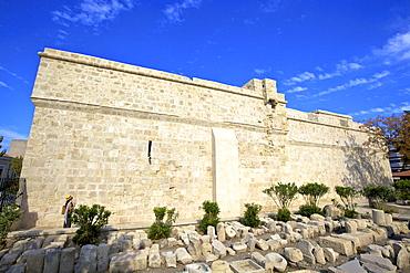 Limassol Castle, Limassol, Cyprus, Eastern Mediterranean Sea, Europe