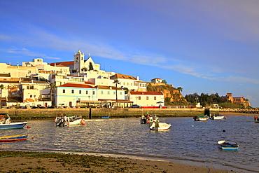 Ferragudo, Western Algarve, Algarve, Portugal, Europe