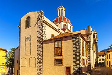 Church of the Immaculate Conception, La Orotava, Tenerife, Canary Islands, Spain, Atlantic Ocean, Europe