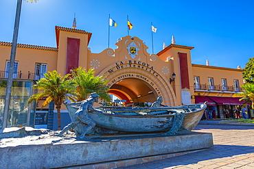 Mercado de Nuestra Senora de Africa, Santa Cruz de Tenerife, Tenerife, Canary Islands, Spain, Atlantic Ocean, Europe