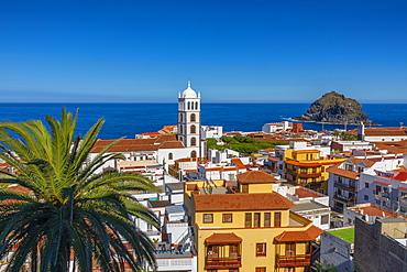 Garachico, Puerto de la Cruz, Tenerife, Canary Islands, Spain, Atlantic Ocean, Europe