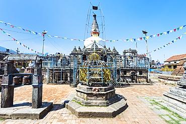 Kirtipur Ashoka Stupa (Chilancho Vihar), Buddhist Shrine, Kirtipur, Nepal, Asia