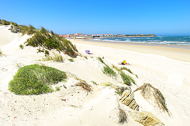 Praia da Gamboa, Peniche, Leiria District, Estremadura, Portugal, Europe