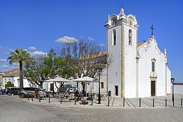 Misericordia Chapel (Mercy Chapel), Boliqueime, Algarve, Portugal, Europe
