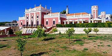 Estoi Palace, Estoi, Loule, Faro district, Algarve, Portugal, Europe