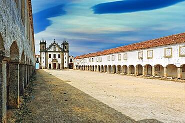 Sanctuary of Our Lady of Espichel Cape, Sesimbra, Lisbon Coast, Setubal, Portugal, Europe