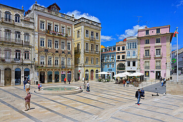 Plaza de Maio Square, Coimbra, Beira, Portugal