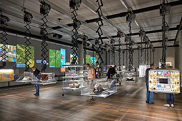 Humboldt Lab, The Berlin Palace or Humboldt Forum, Unter den Linden, Berlin, Germany