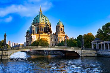 Berlin Cathedral, Unesco World Heritage Site, Museum Island, Unter den Linden, Berlin, Germany