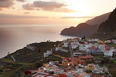 Agulo, La Gomera, Canary Islands, Spain, Atlantic, Europe