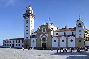 Basilika de Nuestra Senora church, Candelaria, Tenerife, Canary Islands, Spain, Europe