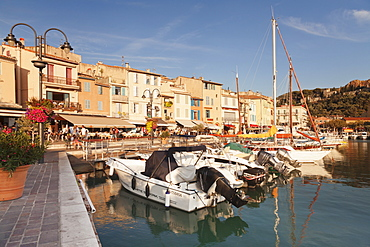Cassis, Provence, Provence-Alpes-Cote d'Azur, France, Mediterranen, Europe