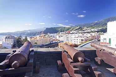 Castillo de la Virgen, Santa Cruz de la Palma, La Palma, Canary Islands, Spain, Atlantic, Europe