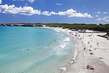 Torre dell' Orso, Adriatic Sea, near Otranto, Lecce province, Salentine Peninsula, Puglia, Italy, Europe