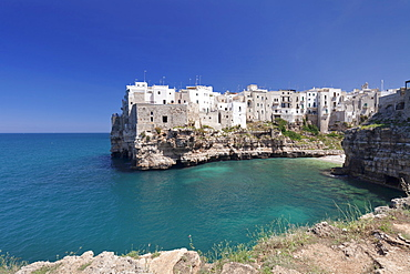 Polignano a Mare, Bari district, Puglia, Italy, Mediterranean, Europe