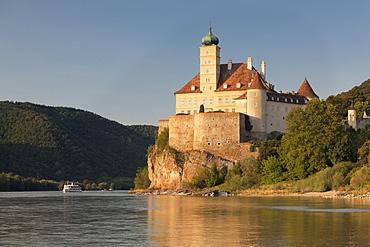 Schonbuhel Castle, Schonbuhel, Wachau, Lower Austria, Austria, Europe