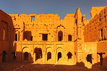Kasbah Tamnougalt, Draa Valley, near Agdz, Morocco, North Africa, Africa