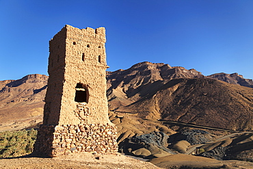 Draa Valley near Agdz, Atlas Mountains, Morocco, North Africa, Africa