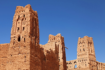 Ait-Arbi Kasbah, Dades Valley, Atlas Mountains, Southern Morocco, Morocco, North Africa, Africa