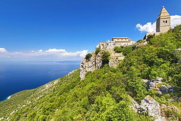 Lubenice, Cres Island, Kvarner Gulf, Croatia, Europe