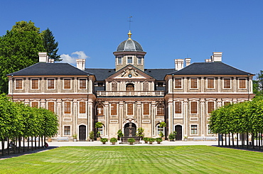 Schloss Favorite castle, Rastatt, Black Forest, Baden-Wurttemberg, Germany, Europe