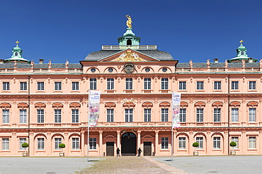 Schloss Rastatt Castle, Black Forest, Baden-Wurttemberg, Germany, Europe