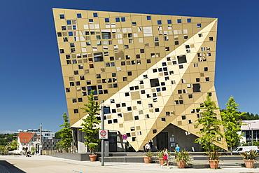 Gold und Silber event location, Schwaebisch-Gmund, Baden-Wurttemberg, Germany, Europe