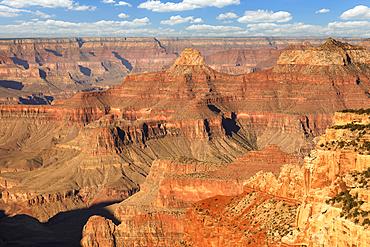 View from Cape Royal, North Rim, Grand Canyon National Park, Arizona, USA