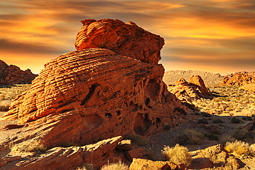 Beehives, Valley of Fire State Park, Nevada, USA