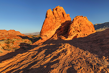 Seven Sisters, Valley of Fire State Park, Nevada, USA