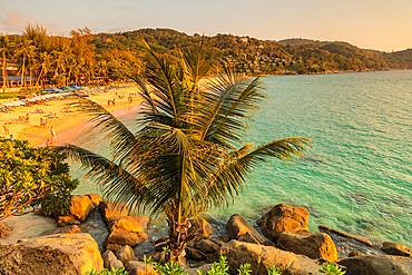 Kata Noi Beach, Phuket, Andaman Sea, Thailand, Southeast Asia, Asia
