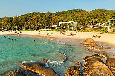 Kata Noi Beach, Phuket, Andaman Sea, Indian Ocean, Thailand, Southeast Asia, Asia