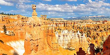 Thors Hammer, Bryce Canyon National Park, Utah, United States of America, North America