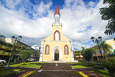 Roman Catholic Archdiocese of Papeete, Tahiti, Society Islands, French Polynesia, Pacific