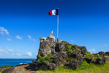 Fort St. Louis, St. Martin, French territory, West Indies, Caribbean, Central America