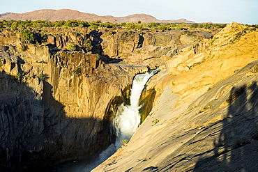 Augrabie Falls in the Augrabies Falls National Park, Northern Cape province, South Africa, Africa