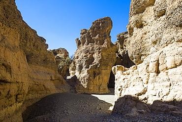 Sesriem Canyon, Namib-Naukluft National Park, Namibia, Africa