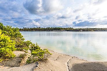 Blue lagoon, Gotland, Sweden, Scandinavia, Europe
