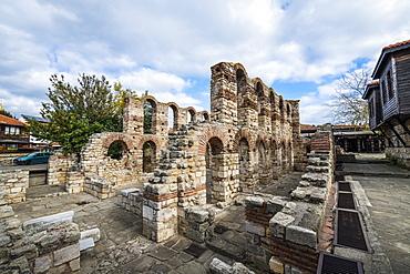 Church of St. Sophia, Nessebar, UNESCO World Heritage Site, Bulgaria, Europe