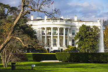 The White House, Washington, District of Columbia, United States of America, North America