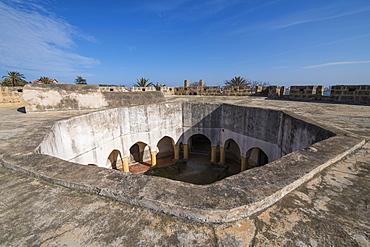 Bordj Tamentfoust Ottoman fort, Algiers, Algeria, North Africa, Africa